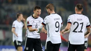 Germany vs North Macedonia Highlights