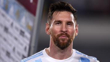 Lionel Messi Goal vs Uruguay