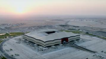 Qatar 2022 World Cup Stadium Progress