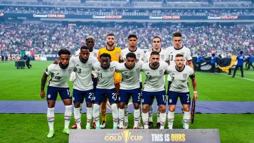 USMNT Gold Cup Players