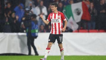 Hirving Lozano PSV goals