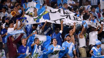 Convocatoria Guatemala Copa Oro