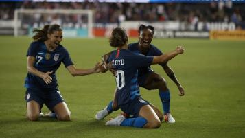 USWNT World Cup qualifying roster