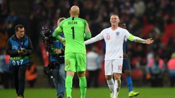 England vs USA highlights