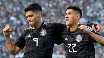 Mexico vs Cuba Gold Cup 2019 highlights