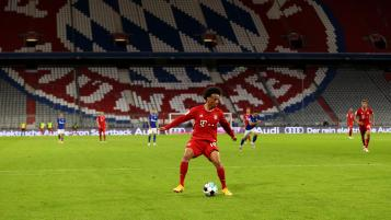 Bayern Munich UEFA Super Cup