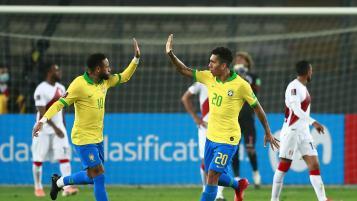 Eliminatorias Sudamericanas En Estados Unidos