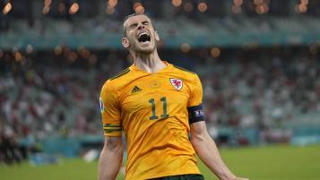 Gareth Bale vs Turkey