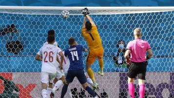 Martin Dubravka own goal vs Spain