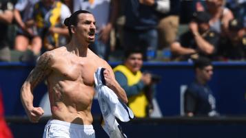 Zlatan Ibrahimovic MLS highlights