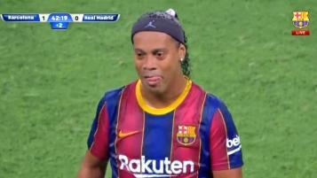 Barcelona Legends: Ronaldinho
