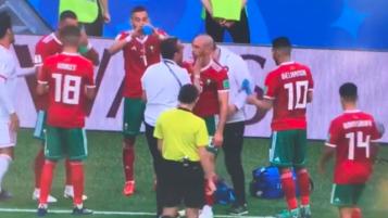 Morocco Concussion
