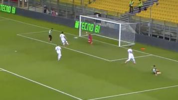 Watch Incredible Buffon Save vs. Sassuolo