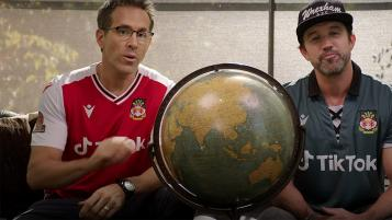Rob McElhenney and Ryan Reynolds Wrexham AFC update