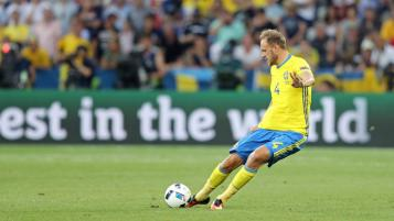 Andreas Granqvist fined
