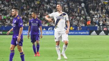 Zlatan Ibrahimovic LA Galaxy contract