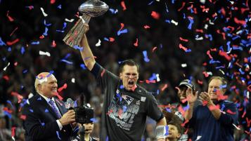 Tom Brady Wins Superbowl