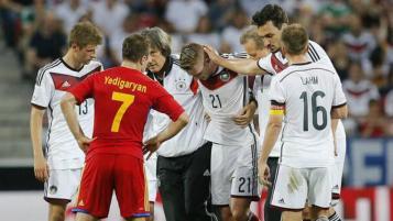World Cup injuries list
