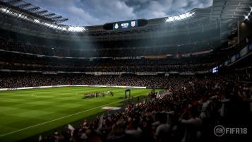 FIFA 18 Stadiums – Santiago Bernabeu