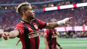 MLS single-season goal scoring record
