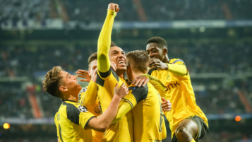 Dortmund Best Goals of Champions League Group Stage