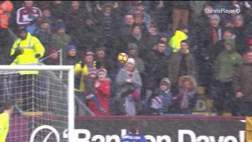 Burnley Fan Saves Son From Shot