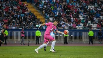 Matías Dituro Scores From His Own Box