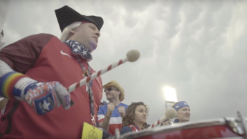 United States Growing Soccer Nation