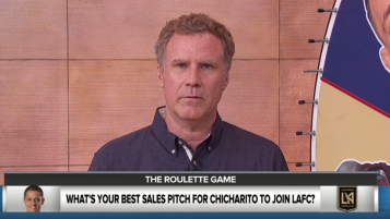 Will Ferrell Begs Chicharito to Play for LAFC