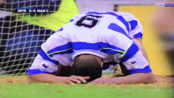 QPR and Man City 1993 Worst soccer