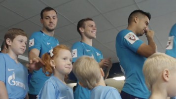 Artem Dzyuba Tunnel Kid Prank