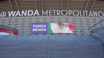Soccer Community Stands With Mexico