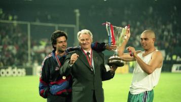 Ronaldo schools Mourinho and Enrique