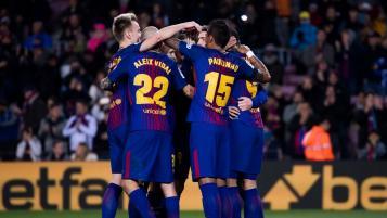 Barcelona Tiki Taka Goal Against Deportivo