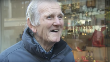 Tommy Lawrence BBC Interview