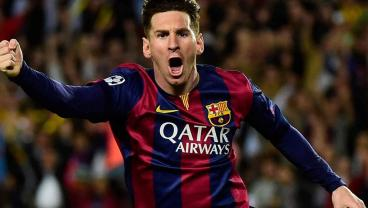 Watch All Of Lionel Messi's Solo Goals