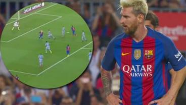 This Goal Proves Lionel Messi And Luis Suarez Are Building A Telepathic Understanding