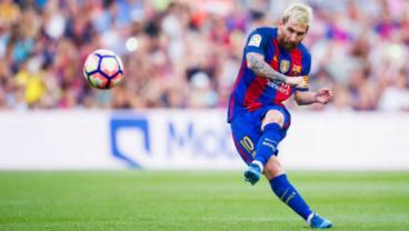It's An Absolute Privilege Watching Lionel Messi's Top 10 Hits From Outside The Box