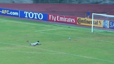 Watch This Goalie Score From A Punt In The Most Agonizing Way Possible