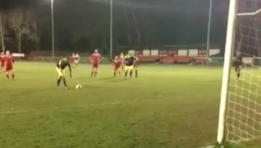 Watch Lee Trundle's Outrageous Penalty Routine Bamboozle The Keeper