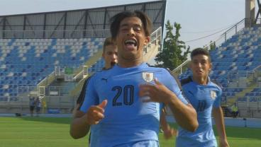 Has Uruguay Discovered Their Next Great Striker?