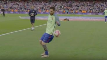 The FC Barcelona Video Editor Has The Best Job On The Planet