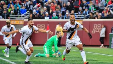 Giovani Dos Santos Proves His Feet Are Made Of Velvet With Another Absurd Goal