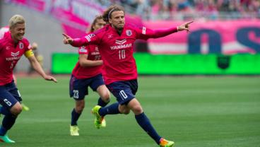 No Debut Goal Better Encapsulated A Player Than Diego Forlan's First In Japan