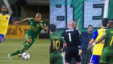 Darlington Nagbe's Instinctive Scoop Shows Why Soccer Is The Best And Nothing Is Even Close