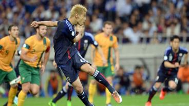 Japan Becomes The Fourth Nation To Qualify For The World Cup