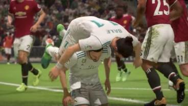 FIFA 18 glitches