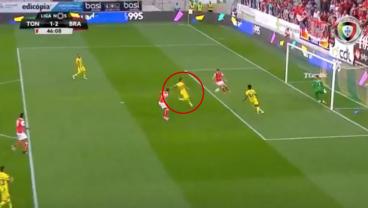 Ricardo Costa own goal