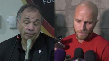 USMNT Player Reactions