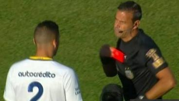 Argentinian Defender Sent Off 9 Seconds Into Match